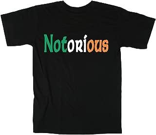 Black McGregor Notorious T-Shirt