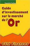 livre investissement sur l or