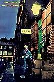 1art1 36826 David Bowie - Ziggy Stardust Poster (91 x 61