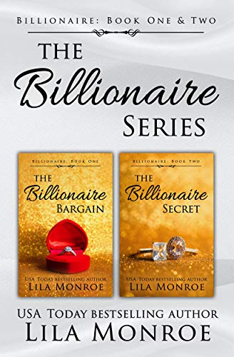 The Billionaire Series Collection: Books 1 and 2
