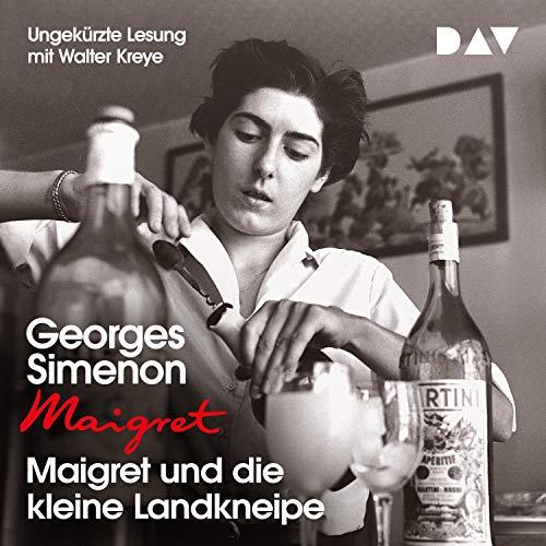 Maigret und die kleine Landkneipe cover art