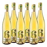 Vino blanco Fragantia nº6 de 75 cl - D.O. Tierras de Castilla - Bodegas Gonzalez Byass (Pack de 6 botellas)