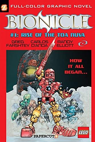 Bionicle Vol. 1 (English Edition)
