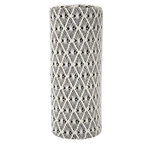 Oreiller de table lavable en dentelle Nail Art avec duvet super doux, coussin amovible Nail Art pour la main de manucure et repose-bras(Noir)