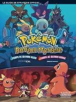 Guide de Jeu - Pokemon Mystery Dungeon blue rescue team