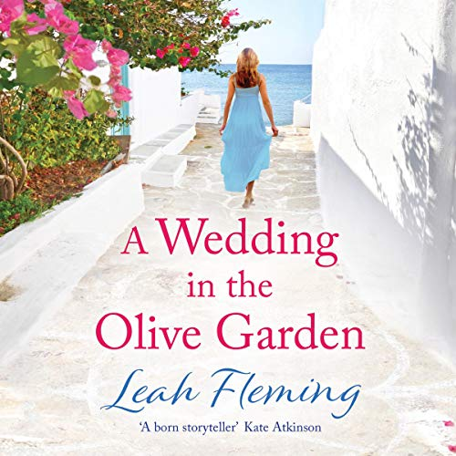 A Wedding in the Olive Garden cover art