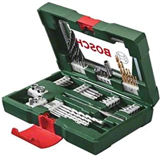 Bosch 2607017303 48 Piece V-line Drill And Bit Set
