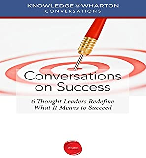 Conversations on Success cover art