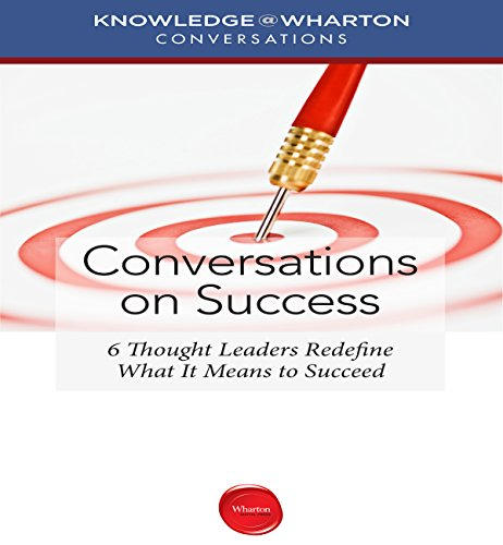Conversations on Success audiobook cover art