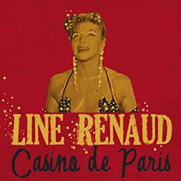 Line Renaud au Casino de Paris