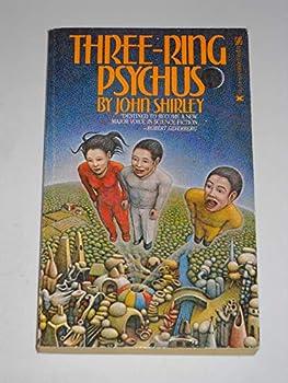 Paperback THREE RING PSYCHUS Book