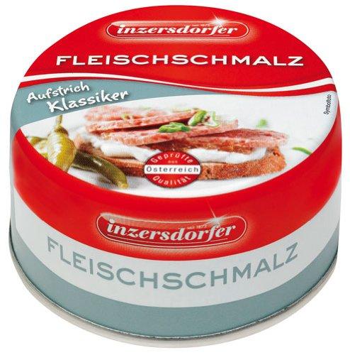 Inzersdorfer Aufstrich-Klassiker Fleischschmalz - 125gr - 6x