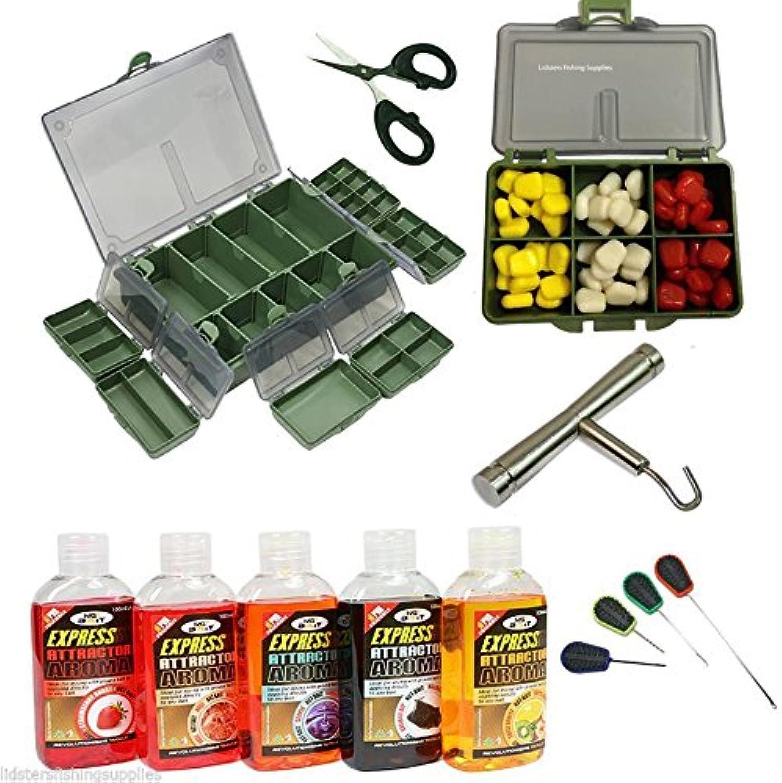Generic Dips Sweee-Set Knotenschere für Süßmaisscheren, Süßmaisscheren, Süßmaisscheren, Werkzeug zum Karpfenangeln, für Ochsenscheren, Tauchkörner, Schere und Köcher B07CWWJF69 5ddf2c