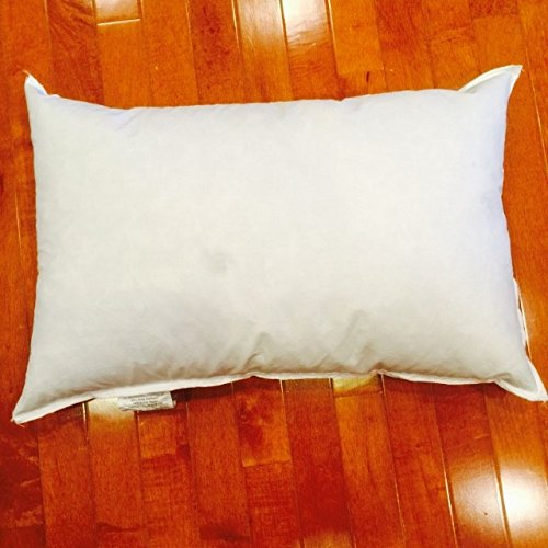 New Polyester Non-Woven Indoor/Outdoor Premium Pillow Form – 17 x 33