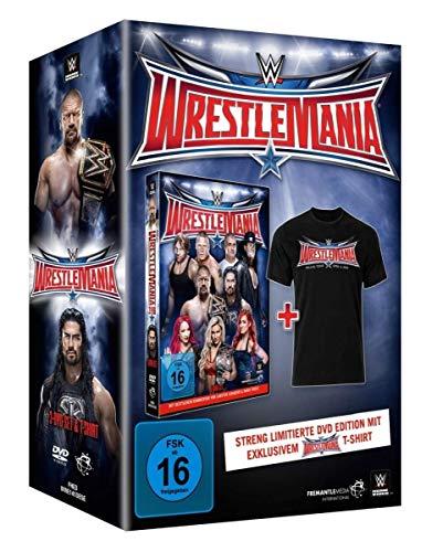Wwe: Wrestlemania 32 (Tshirt Box) [Alemania] [DVD]