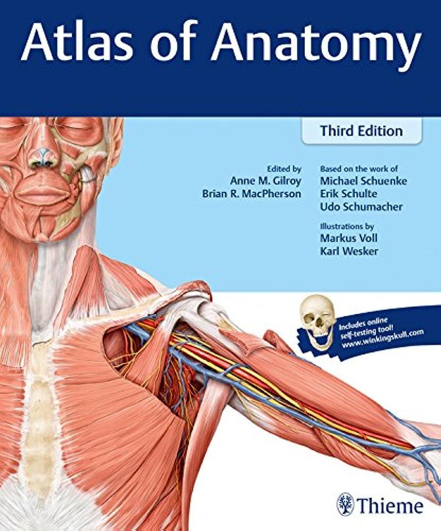 苛性エスカレートスチュワーデスAtlas of Anatomy (English Edition)