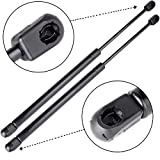 ECCPP 2pcs Rear Window Lift Supports Struts Shocks Gas Springs Props for 2002-2007 Jeep Liberty PM2029 4365