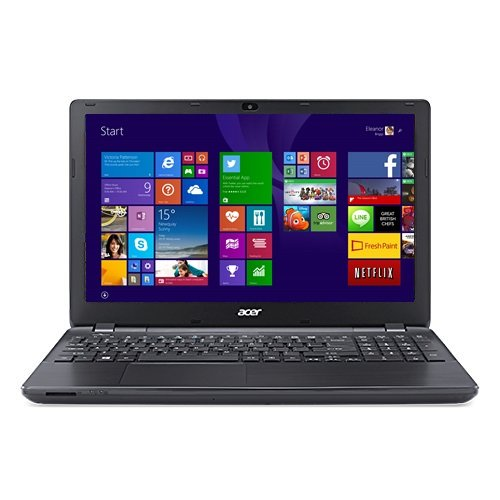 Acer Aspire E5-571 15.6-inch Notebook (Black) - (Intel Core i3-4030U 1.9GHz, 4GB RAM, 1TB HDD, DVDSM DL, WLAN, Bluetooth, Webcam, Integrated Graphics, Windows 8.1)