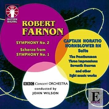 Robert Farnon: Symphony No. 2 & Captain Horatio Hornblower Suite