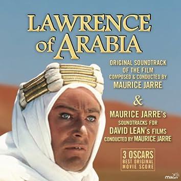 Lawrence of Arabia (David Lean's Original Motion Picture Soundtrack)