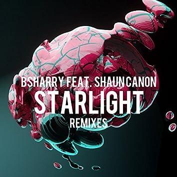 Starlight (feat. Shaun Canon) [Remixes]