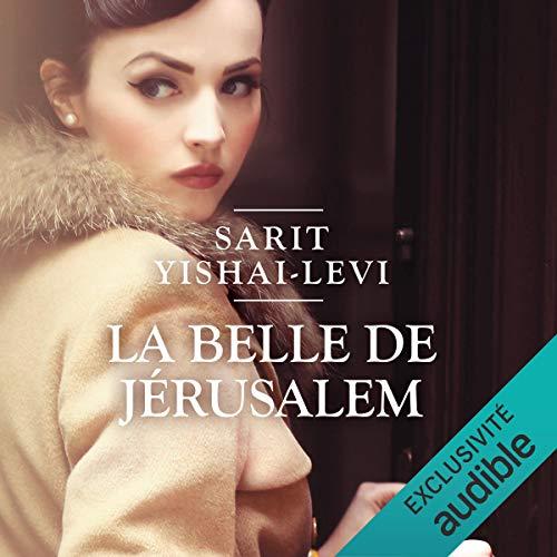 Page de couverture de La belle de Jérusalem