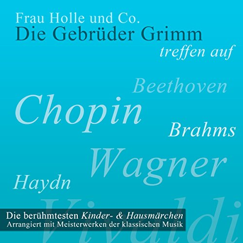Frau Holle und Co. audiobook cover art