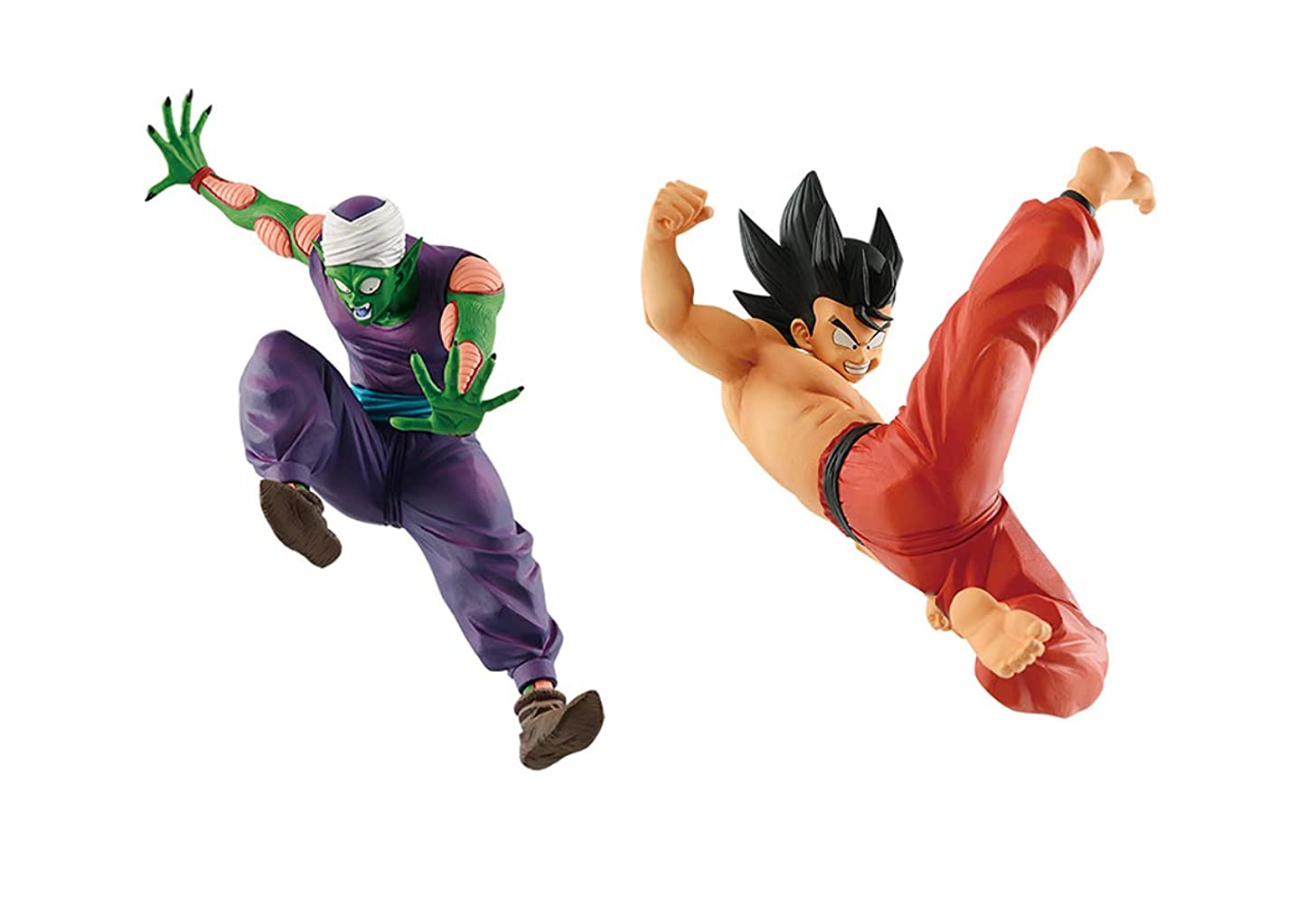 Banpresto Dragon Ball Super Z Match Makers MAJUNIOR & Son GOKOU Pikkoro Set of 2