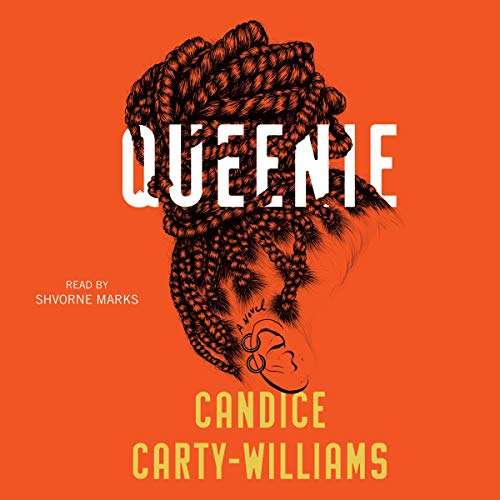 Queenie audiobook cover art