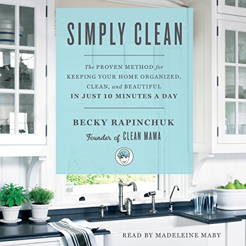 Simply Clean cover art