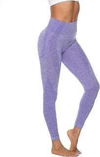 Womens High Waist Yoga Leggings Seamless Fitness Sports Gym Pants Shark Trousers