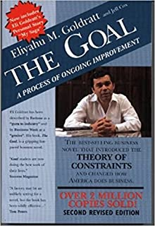 The Goal A Process of Ongoing Improvement Second revised Edition