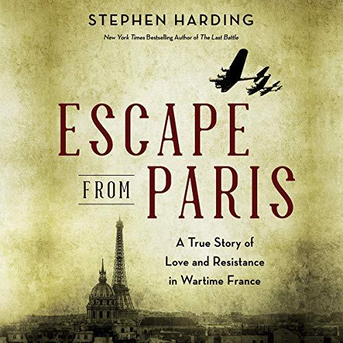 Escape from Paris Titelbild