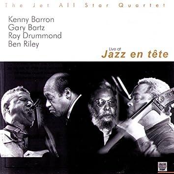 Live at Jazz en tête (feat. Kenny Barron, Ray Drummond, Ben Riley, Gary Bartz)