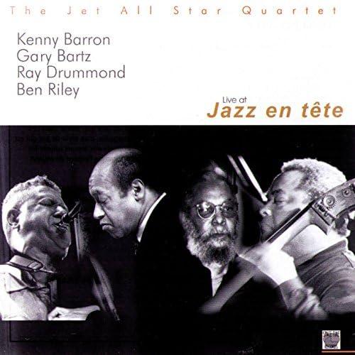The Jet All Star Quartet feat. Kenny Barron, Ray Drummond, Ben Riley & Gary Bartz