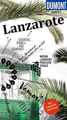 DuMont direkt Reiseführer Lanzarote: Mit großem Faltplan (DuMont Direkt E-Book)