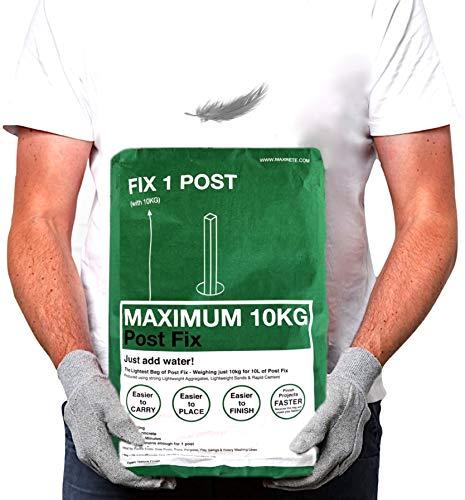 Post Mix Concrete ›› Fix 1 Post Fast ‹‹ Juegos de mezcla más ligeros en 5-10mins (48)
