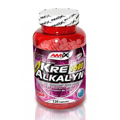 AMIX Kre-Alkalyn Edicion Especial - 120 + 30 caps. gratis
