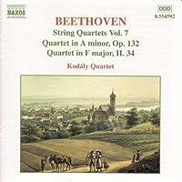 Beethoven: String Quartets, Vol. 7 by Kodaly Quartet (2000-01-03)