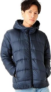 (ベストマート)BestMart あったか 軽量 吸水速乾 機能性 バリアー ダウン ジャケット メンズ アウター ボリュームネック 624449