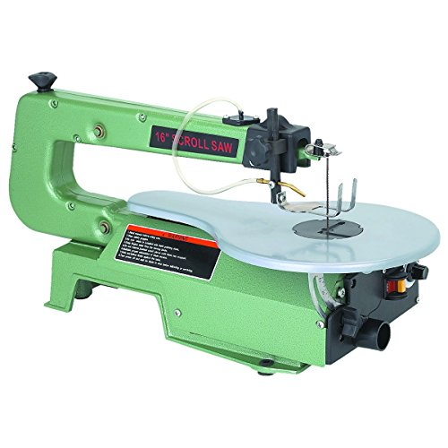 16in Variable Speed Scroll Saw by HF tools