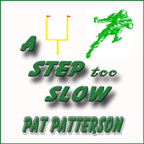 A Step Too Slow audiobook cover art