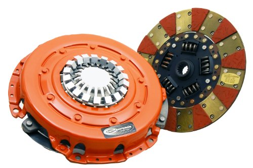 Clutch Pressure Plate and Disc Set Centerforce DF900800 Dual Friction