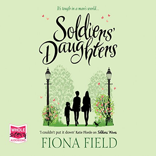 Soldiers' Daughters audiobook cover art