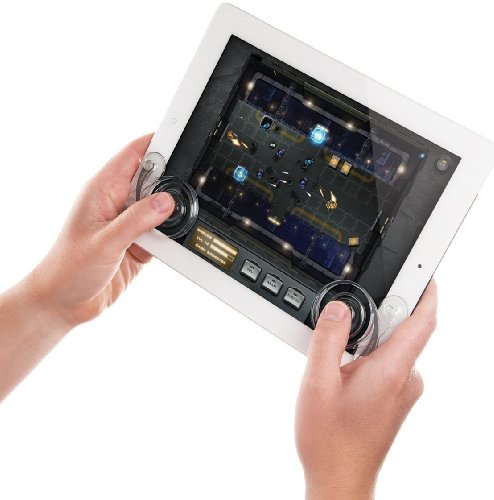 Targus Tablet Gaming Controller for iPads/iPad Mini, Nexus 7/10, Galaxy Tab 3/2 and all Android Tablets