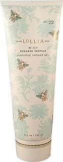 Lollia Wish No. 22 Sugared Pastille Perfumed Shower Gel, 8 Fl Oz