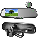 Master Tailgaters OEM Rear View Mirror with...