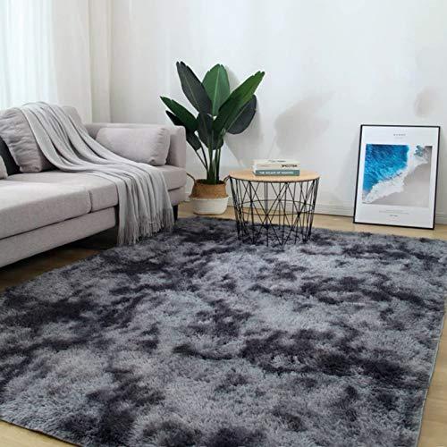 AMZERO Alfombra de Salón Alfombras en IKEA Alfombras Salon Modernas Dormitorio Cabecera...