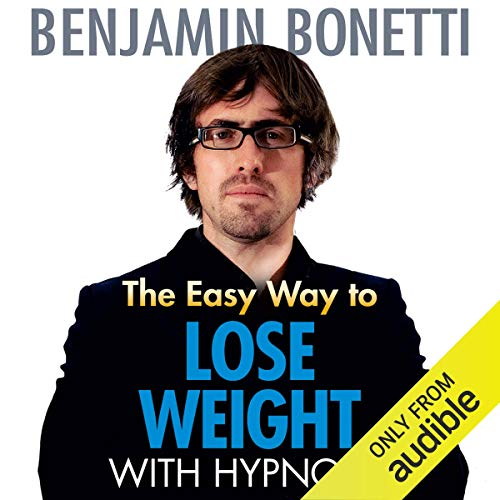 The Easy Way to Lose Weight with Hypnosis audiobook cover art