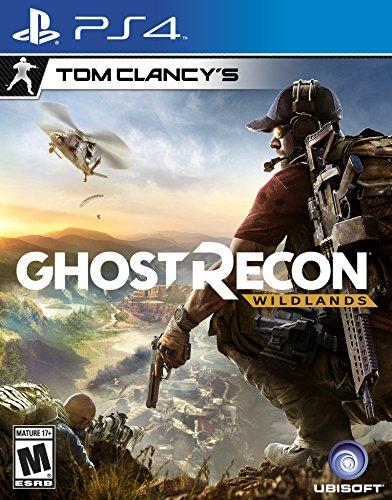 PS4 TOM CLANCY'S GHOST RECON: WILDLANDS (US)